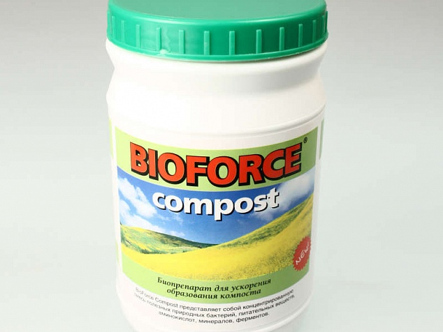 BIOFORCE Compost 500г
