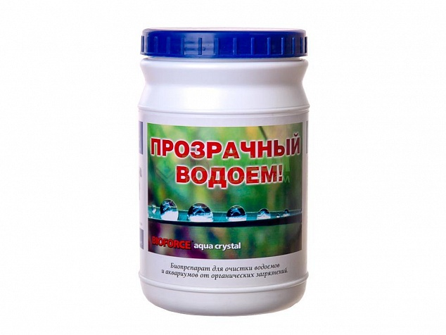 BIOFORCE Aqua Crystal 500г